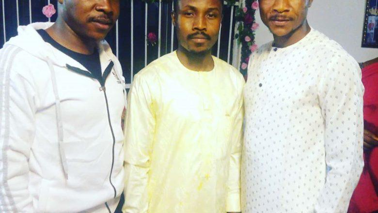 Mahaifin taurarin fina-finan Hausa,Umar, Abdul da Mustapha M. Shareefs ya rasu