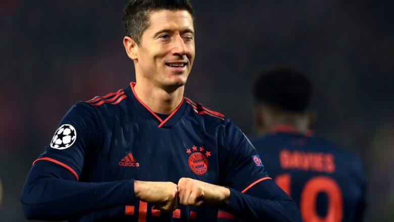 Bayern Munich sun yi nasara a wasan da suka buga da Bayer Leverkusen a yau yayin da suka tashi 4-2