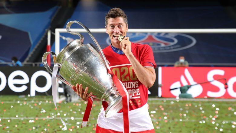 Lewandowski zaifi Ronaldo kokari nan gaba kadan>>Shugaban Munich
