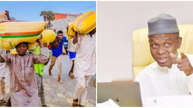 Kayan Abinci da Magunguna da kuka wawushe na da guba kuma duk wanda yaci zai iya Mutuwa>>Jihar Kaduna ta yi gargadi