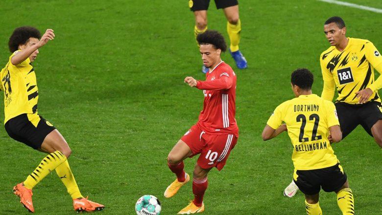 Bayern Munich ta koma saman teburin Bundlesliga bayan ta lallasa Dortmund 3-2