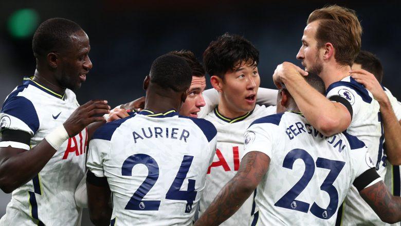 Tottenham ta haye saman teburin Premier  League bayan tawa Manchester City 2-0:Bidiyon maimaicin Kwallayen