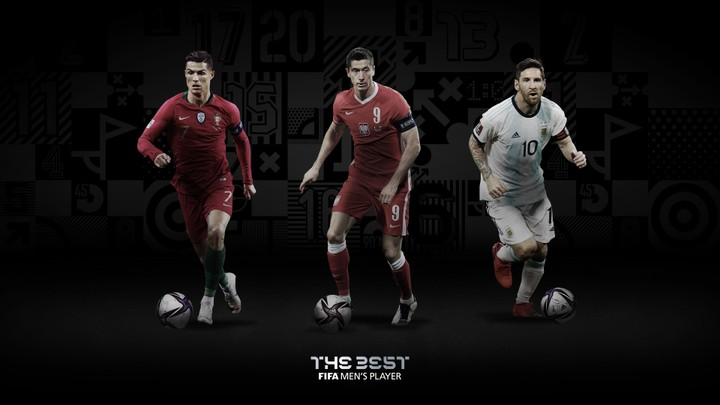 Ronaldo, Messi da Lewandowski ne yan wasa na karshe da FIFA ta fitar wanda zasu fafata wurin lashe kyautar gwarzon dan wasan shekara