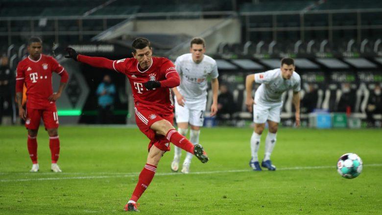 Monchengladbach 3-2 Bayern Munich: Munich ta fara jagoranci da kwallaye biyu amma a karshe tayi rashin nasara