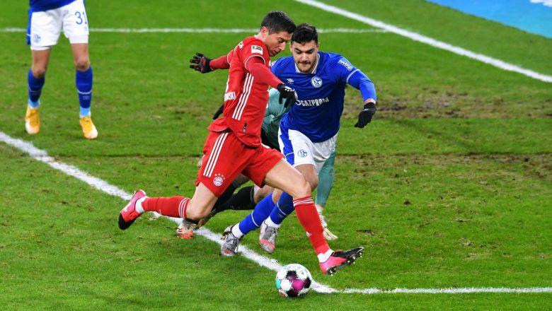 Kungiyar Bayern Munich ta fara jagoranci da tazarar maki 7 a saman teburin gasar Bundlesliga, bayan ta doke Schalke daci 4-0