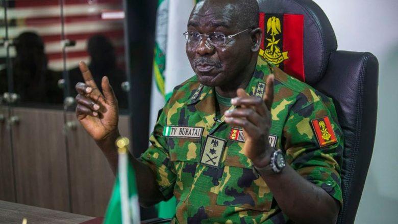 'Yan Najeriya duk abinda zaka musu basu godewa, Sau 3 Ina tsallake harin kwantan Baunar Boko Haram>>Tsohon Shugaban Soji, Janar Tukur Yusuf Buratai