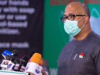 Wata sabuwar nau'in Coronavirus/COVID-19 ta shigo Najeriya>>Shugaban NCDC