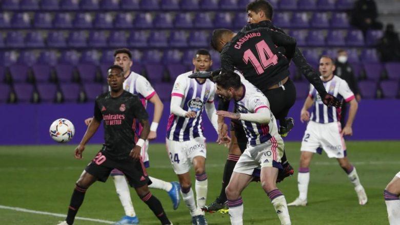 Mariano ya zira kwallaye biyu da aka soke yayin da Madrid ta lallasa Real Valladolid daci 1-0