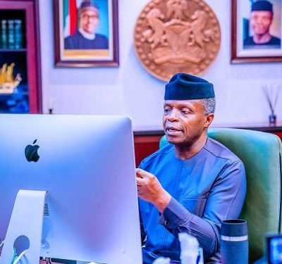 We Acknowledge Osinbajo's Take On Cryptocurrency – CBN