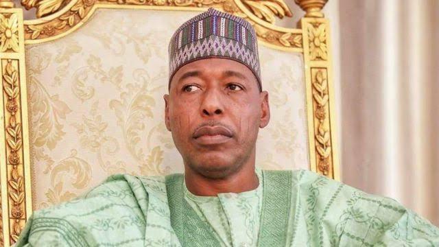 Gwamnan Jihar Borno Babagana Umara Zulum ya sallami kwamishinan Lafiya daga aiki