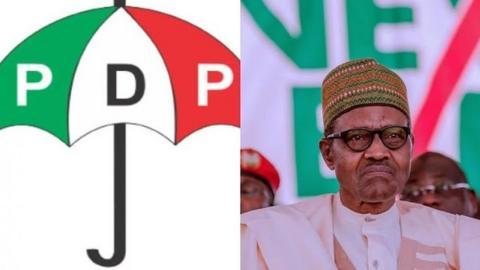 Tafiyar Buhari Landan ta nuna bai damu da 'yan Najeriya ba>>PDP