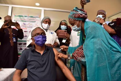 Banji ciwon komai ba da aka min rigakafin Coronavirus/COVID-19>>Gwamnan Kaduna