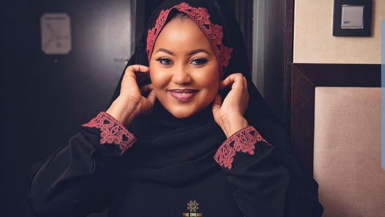 Ina son ganin ina farantawa Mabukata>>Hadiza Gabon