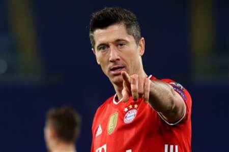 Lewandowski ya zamo dan wasa na biyu mafi yawan kwallaye a gasar Bundesliga bayan ya taimakawa Munich ta doke Bremen daci 3-1