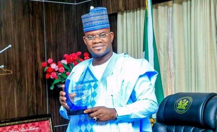 Obasanjo ya goyi bayan gwamna Yahya Bello ya tsaya takarar shugaban kasa a 2023