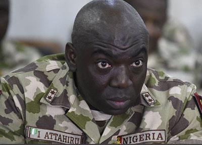 Kwanannan zamu gama da Boko Haram>>Shugaban Sojojin Najeriya, Janar I Attahiru