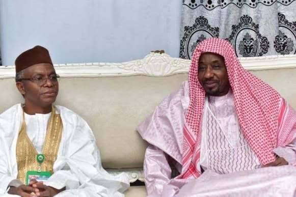 Gwamna El-Rufai ya baiwa tsohon Sarkin Kano, Sanusi II mukami a hukumar KADIPA ta Jihar Kaduna