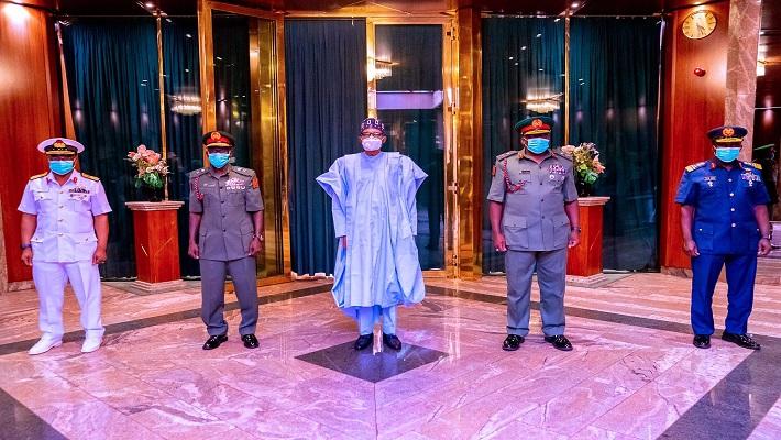 Zan tabbatar da matsalar tsaro ta zama Tarihi a Najeriya>>Shugaba Buhari