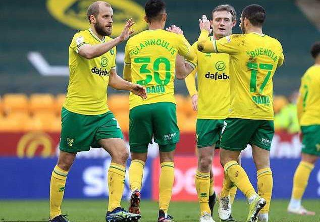 Norwich ta dawo gasar Premier league daga Relegation
