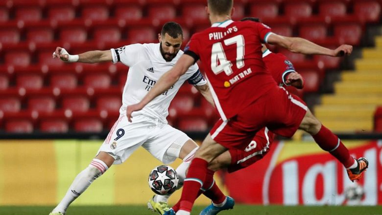 Karim Benzema ya zamo dan wasa na hudu daya fi bugawa Real Madrid wasanni masu yawa a gasar zakarun nahiyar turai