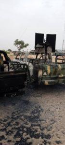 Kalli Bidiyon yanda Jirgin yakin Sojojin Najeriya ya harbawa Sojojin Kasa Bamabamai maimakon Boko Haram bisa kuskure