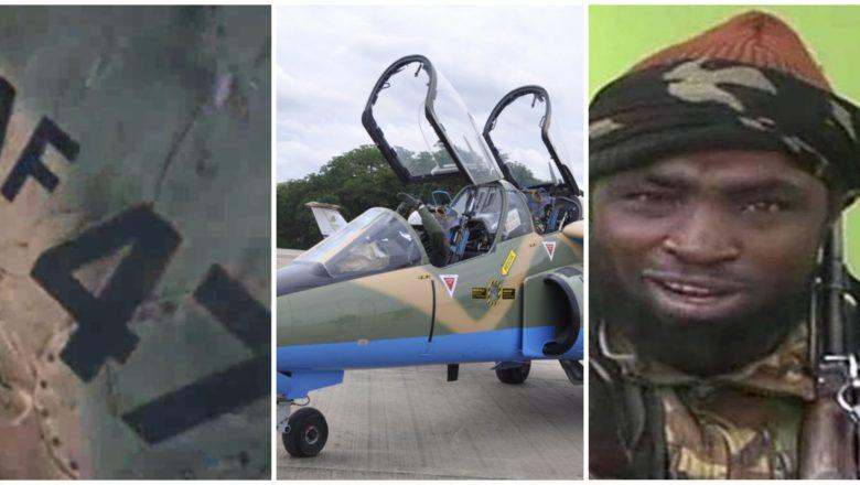 Kalli bidiyon da Boko Haram suka saki na ikirarin harbo jirgin yakin sojojin Najeriya