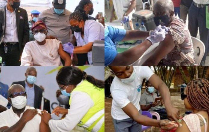 Mutane 52 da mukawa Rigakafin coronavirus sun barke da amai da gudawa>>Hukumar Lafiya