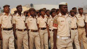 Da Duminsa:Nigerian Immigration sun sanar da ranar da zasu ci gaba da daukar sabbin ma'aikata
