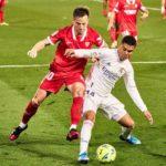 Sevilla ta hana Madrid darewa saman teburin gasar La Liga bayan ta rike ta sun tashi wasa daci 2-2