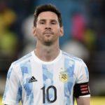 """""""Babban burina shine lashe kofi da kasar Argentina"""">>Lionel Messi"""