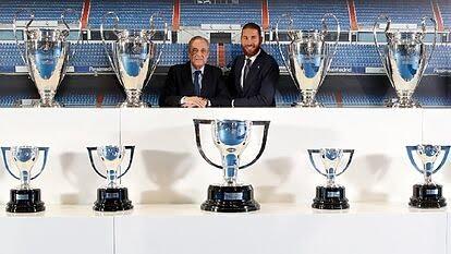 """""""Na amince da sabunta kwantiraki a Madrid daga baya, amma suka ce damar ta wuce"""">>Ramos ya bayyana dalilinsa na barin Madrid"""