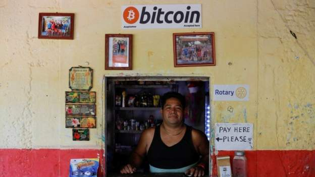 El Salvador ta zama ƙasa ta farko a duniya da ta mayar da Bitcoin kuɗinta